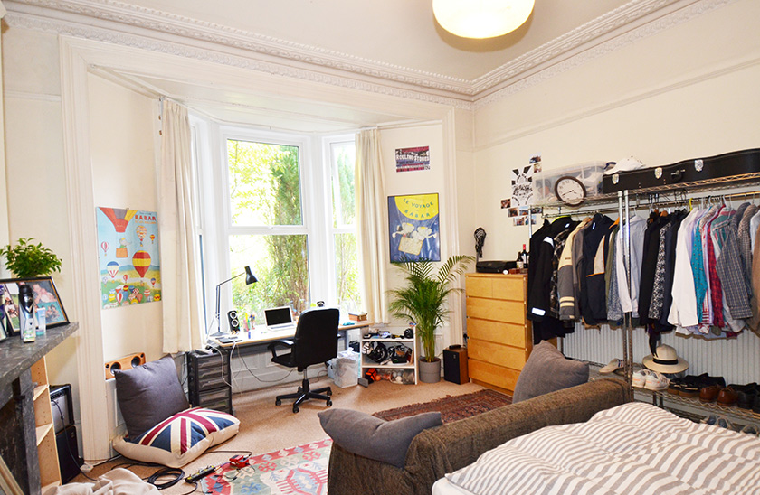 Reasonably priced student accommodation Chester Crescent in Heaton, Newcastle upon Tyne