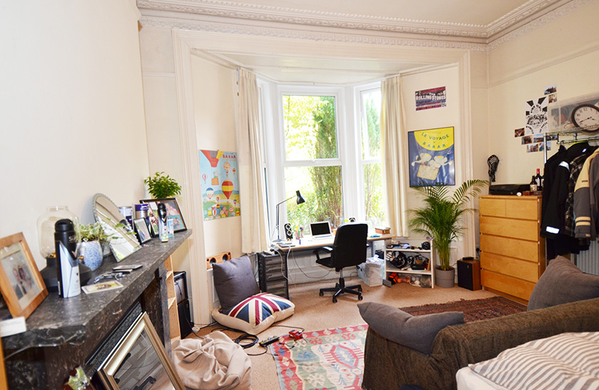 Reasonably priced student accommodation Chester Crescent in Newcastle