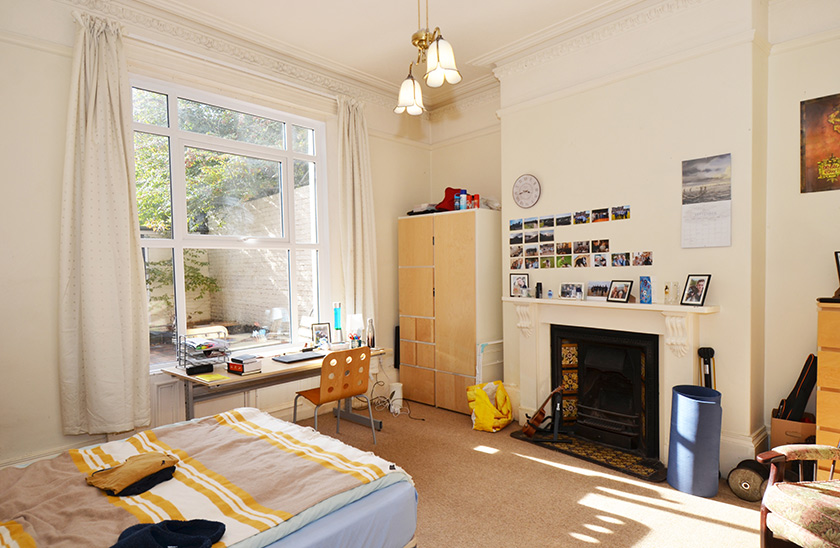 Affordable student accommodation Chester Crescent in Newcastle