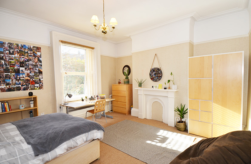 Amazing student accommodation Chester Crescent in Heaton, Newcastle upon Tyne