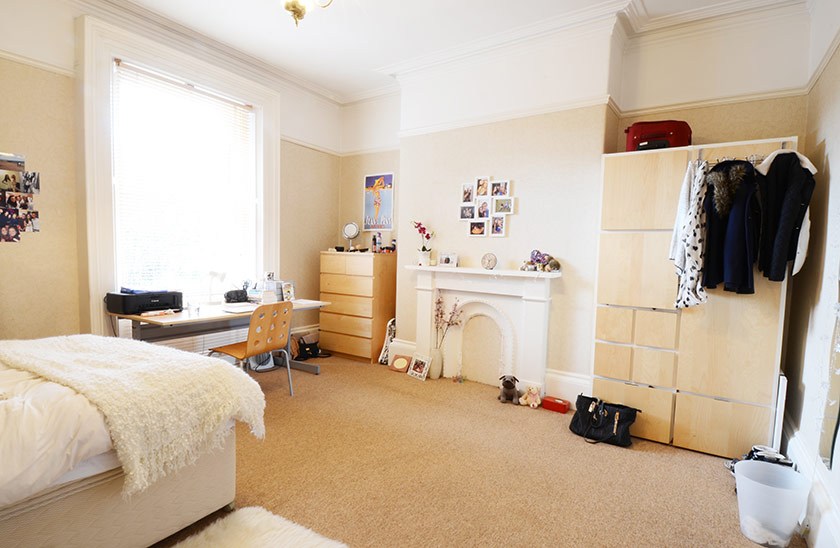 Reasonably priced student accomodation Chester Crescent in Newcastle