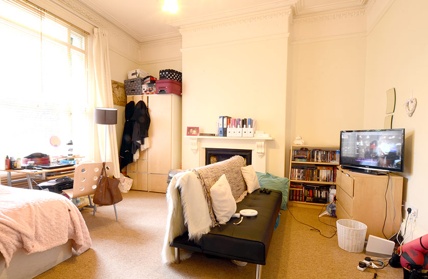 Fantastic student accomodation Chester Crescent in Newcastle