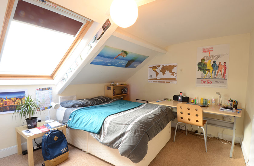 Affordable student accommodation Chester Crescent in Heaton, Newcastle upon Tyne
