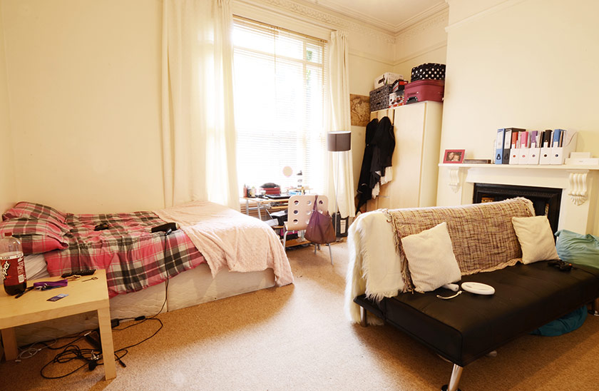 Reasonably priced student accommodation Chester Crescent in Shieldfield, Newcastle upon Tyne
