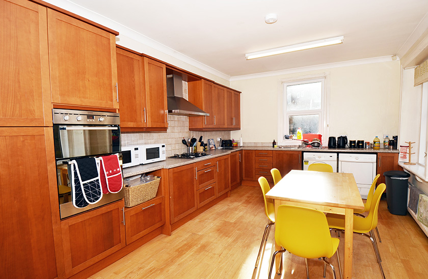Amazing student accommodation Chester Crescent in Newcastle