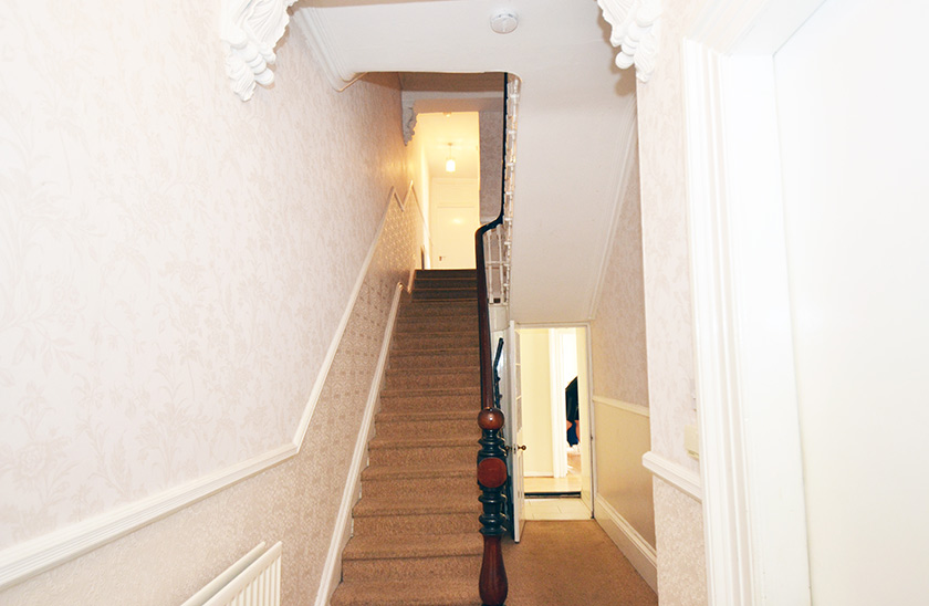 Fantastic student accommodation Chester Crescent in Newcastle