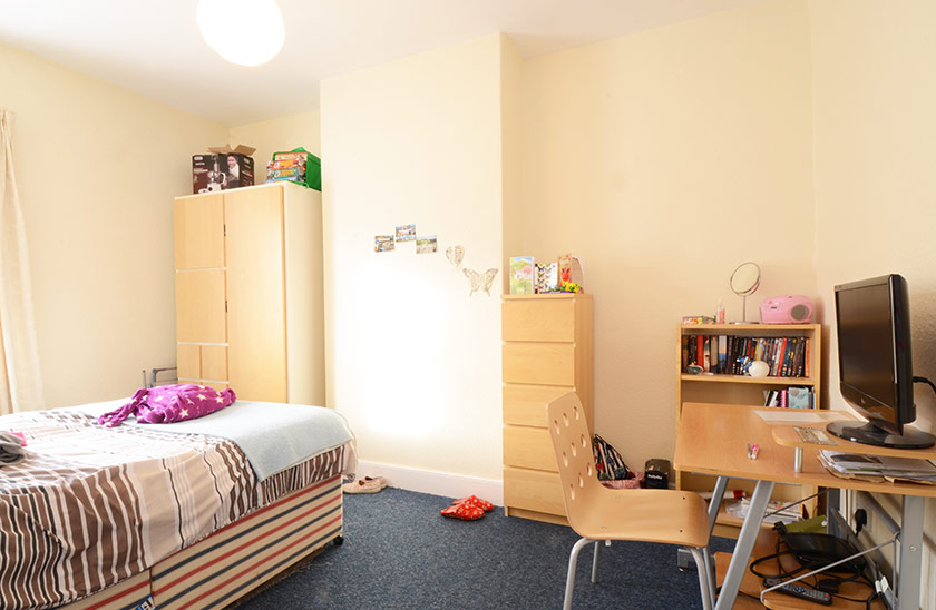 Affordable student accomodation Spencer Street in Newcastle