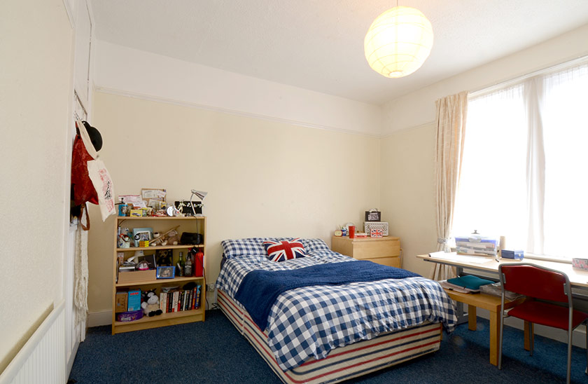 Reasonably priced student accommodation Biddlestone Road in Shieldfield, Newcastle upon Tyne