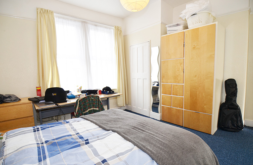 Affordable student accommodation Biddlestone Road in Shieldfield, Newcastle upon Tyne