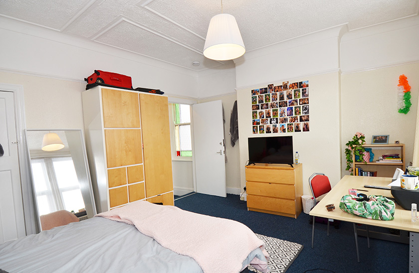 Affordable student accommodation Biddlestone Road in Jesmond, Newcastle upon Tyne