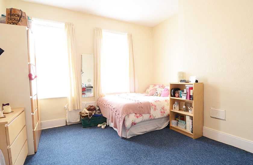 Affordable student accommodation Hotspur Street in Jesmond, Newcastle upon Tyne