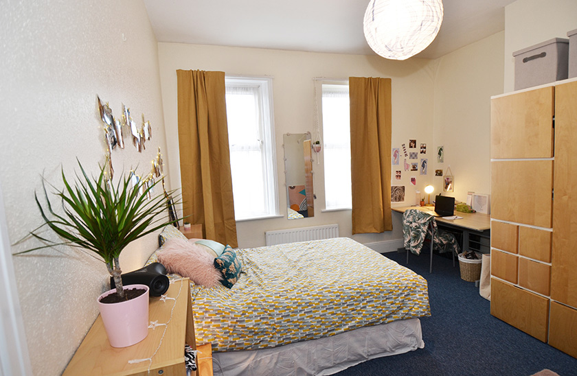 Affordable student accommodation Hotspur Street in Heaton, Newcastle upon Tyne