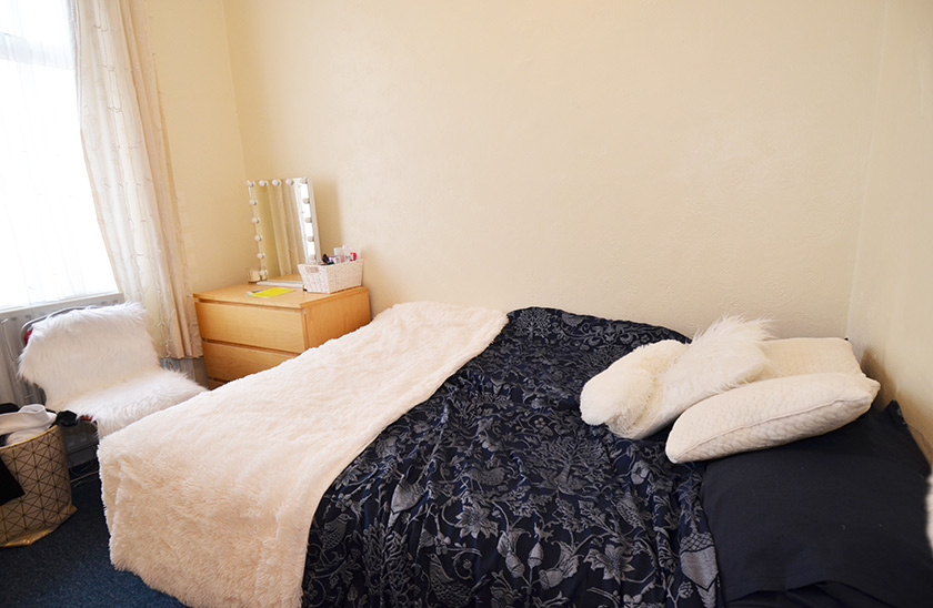 Fantastic student accommodation Hotspur Street in Shieldfield, Newcastle upon Tyne