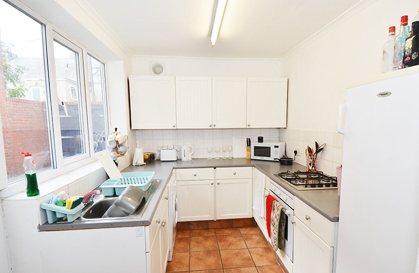 Affordable student accommodation Hotspur Street in Shieldfield, Newcastle upon Tyne