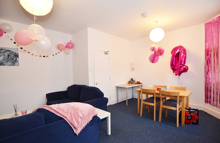 Amazing student accommodation Hotspur Street in Newcastle