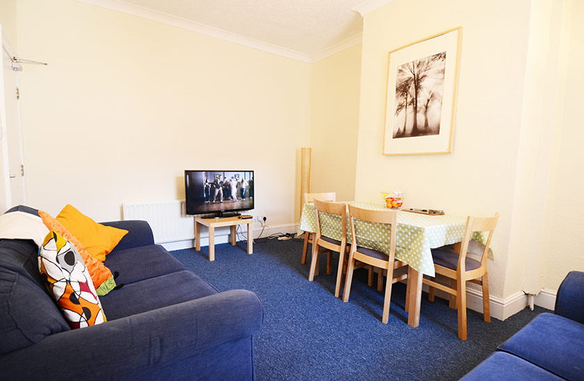 Reasonably priced student accommodation Falmouth Road  in Heaton, Newcastle upon Tyne