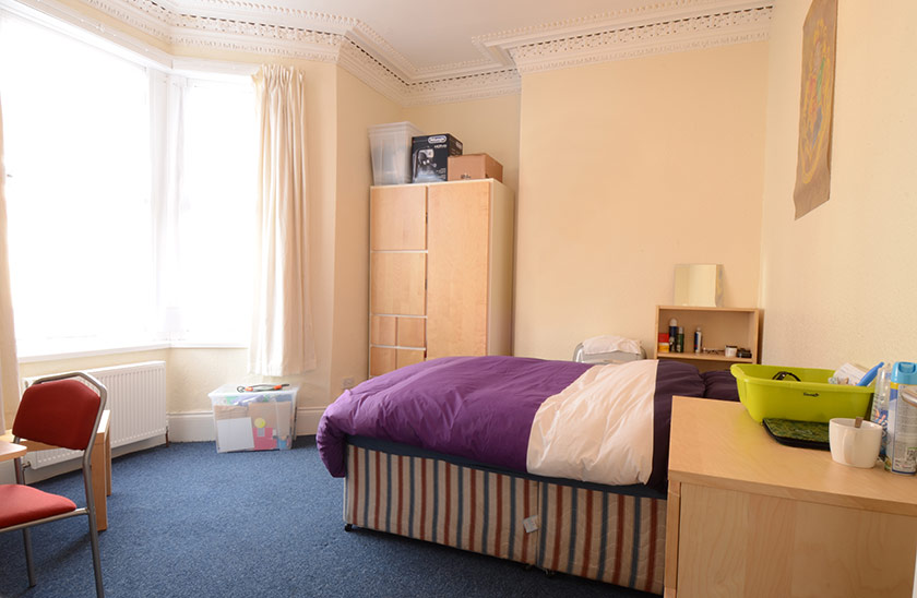 Fantastic student accommodation Warton Terrace in Newcastle