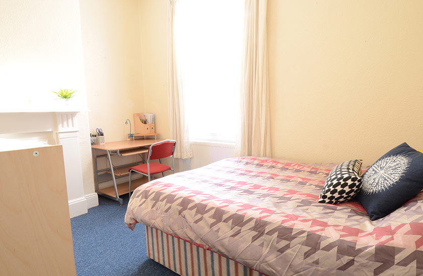 Amazing student accommodation Warton Terrace in Heaton, Newcastle upon Tyne