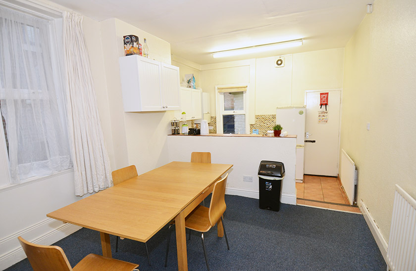 Reasonably priced student accommodation Warton Terrace in Newcastle