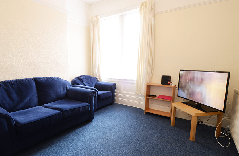 Affordable student accommodation Warton Terrace in Shieldfield, Newcastle upon Tyne