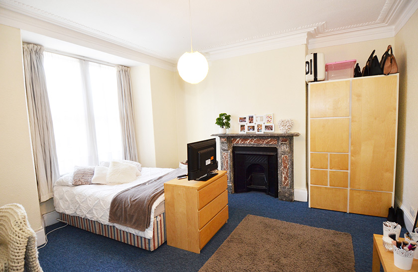 Affordable student accommodation Cardigan Terrace in Newcastle
