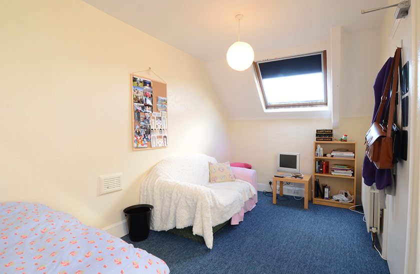 Affordable student accomodation Cardigan Terrace in Newcastle