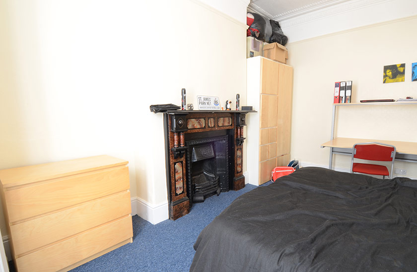 Amazing student accomodation Cardigan Terrace in Jesmond, Newcastle upon Tyne