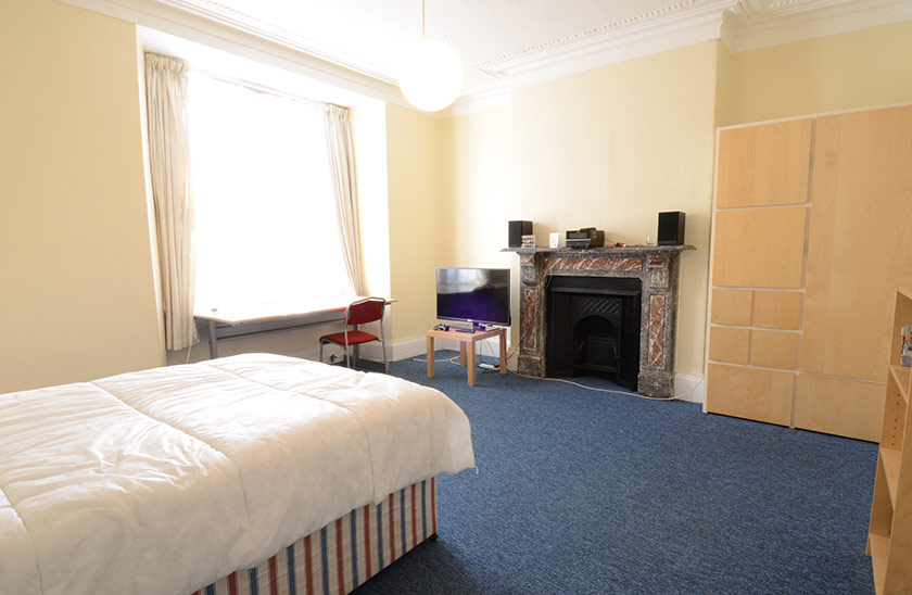 Reasonably priced student accomodation Cardigan Terrace in Newcastle