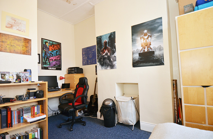 Fantastic student accommodation Cheltenham Terrace in Heaton, Newcastle upon Tyne