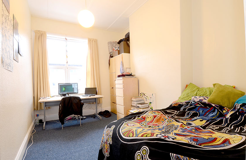 Reasonably priced student accomodation Cheltenham Terrace in Heaton, Newcastle upon Tyne