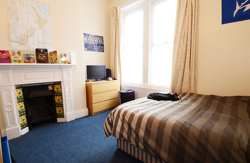 Fantastic student accommodation Trewhitt Road in Newcastle
