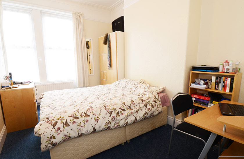 Affordable student accommodation Trewhitt Road in Shieldfield, Newcastle upon Tyne