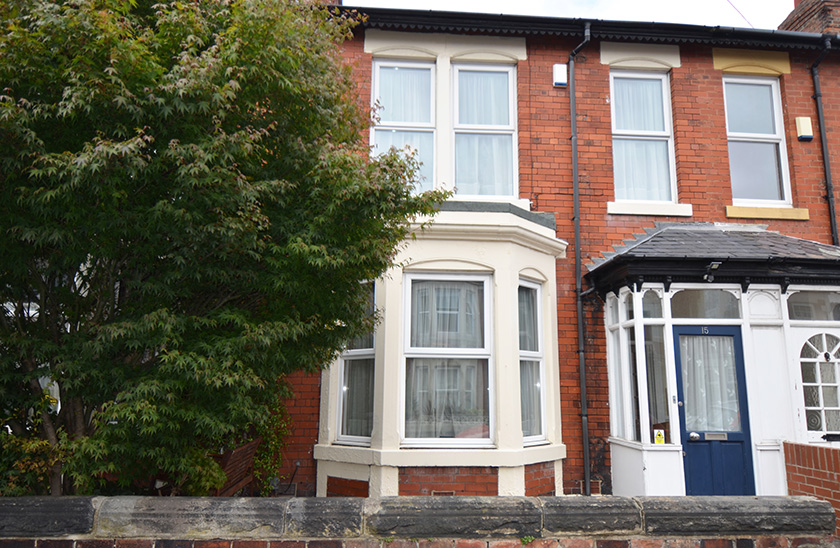 Fantastic student accommodation Trewhitt Road   in Jesmond, Newcastle upon Tyne