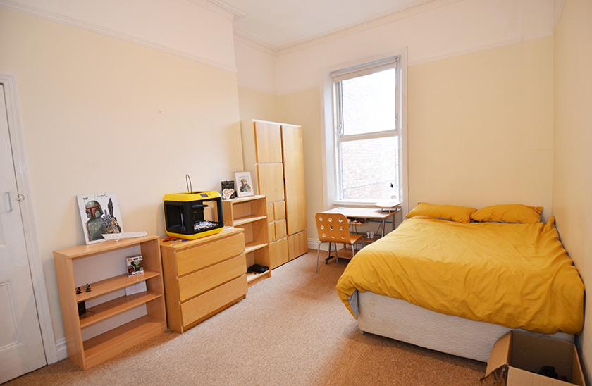 Affordable student accommodation Heaton Road in Heaton, Newcastle upon Tyne