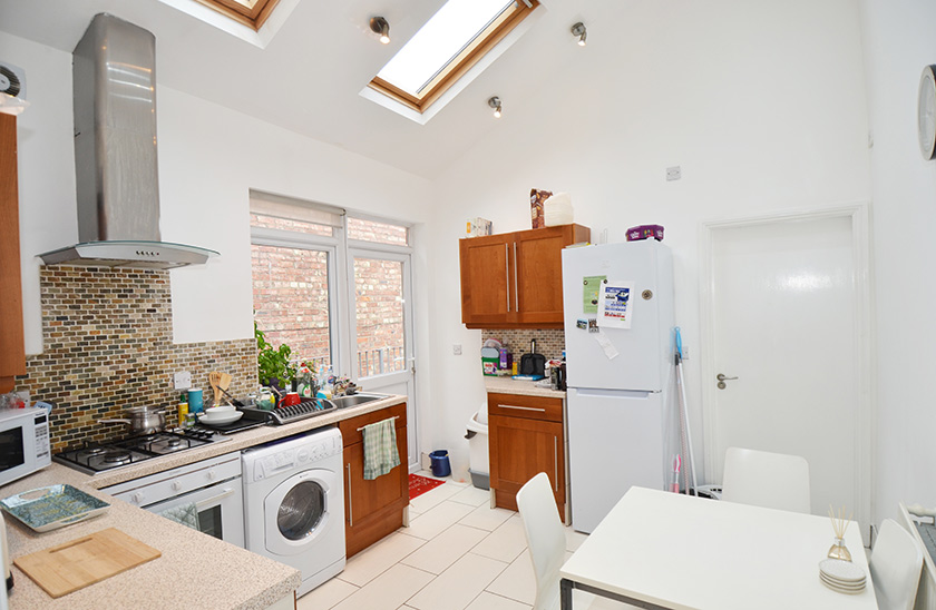 Affordable student accommodation Heaton Road in Newcastle