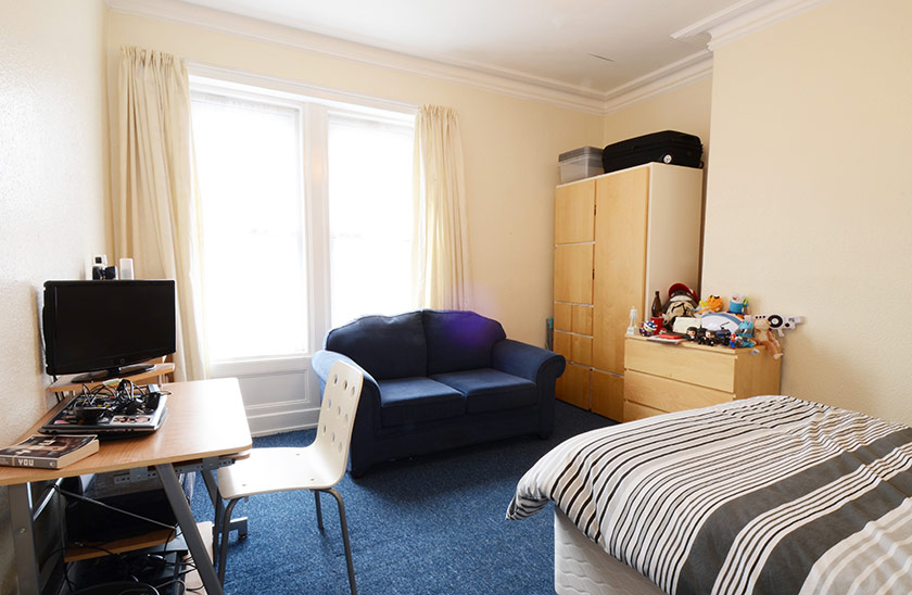 Affordable student accomodation Heaton Hall Road in Heaton, Newcastle upon Tyne