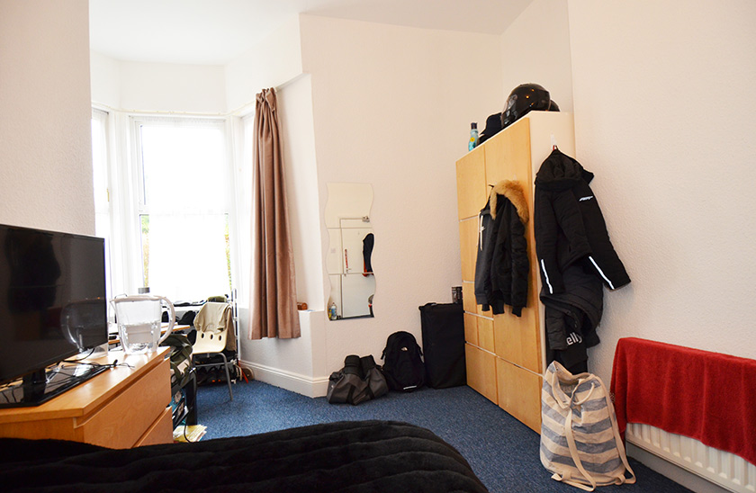 Amazing student accommodation Heaton Hall Road, Newcastle in Shieldfield, Newcastle upon Tyne