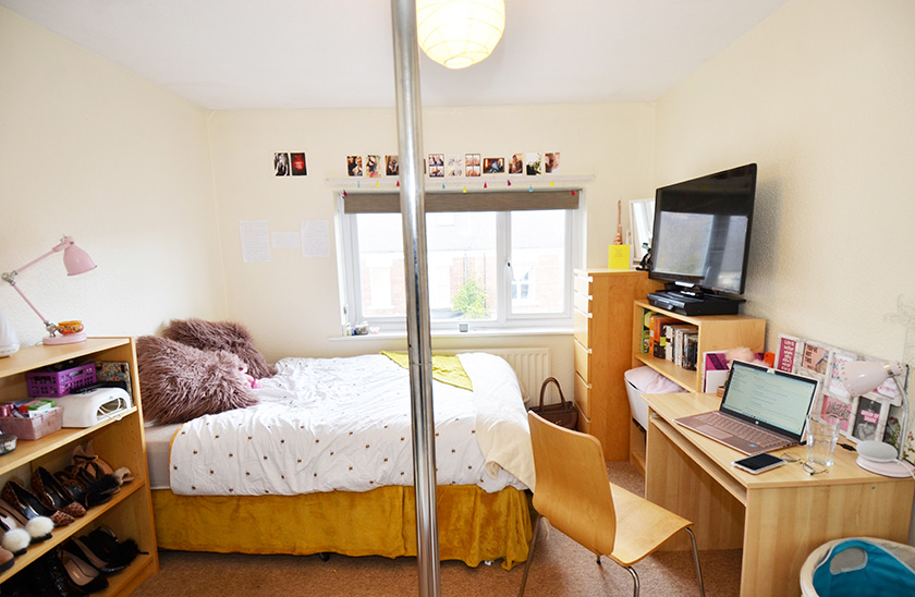 Reasonably priced student accommodation Cheltenham Terrace in Heaton, Newcastle upon Tyne