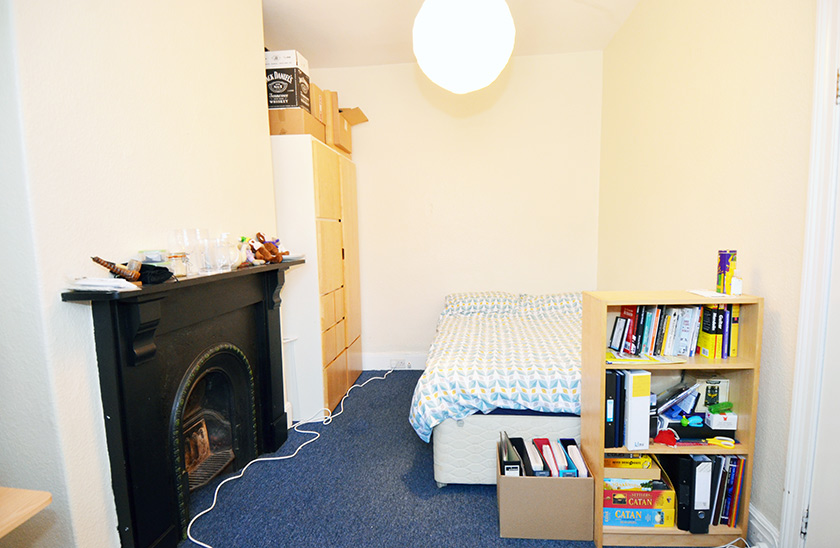 Amazing student accommodation Falmouth Road in Jesmond, Newcastle upon Tyne