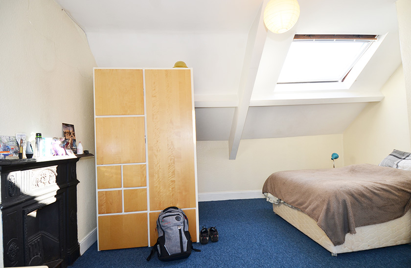 Fantastic student accommodation Falmouth Road in Newcastle