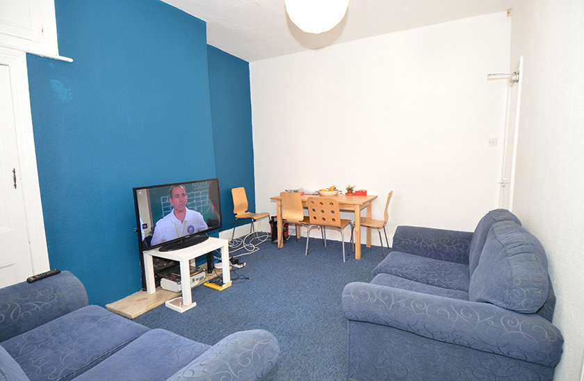Affordable student accommodation Falmouth Road in Newcastle