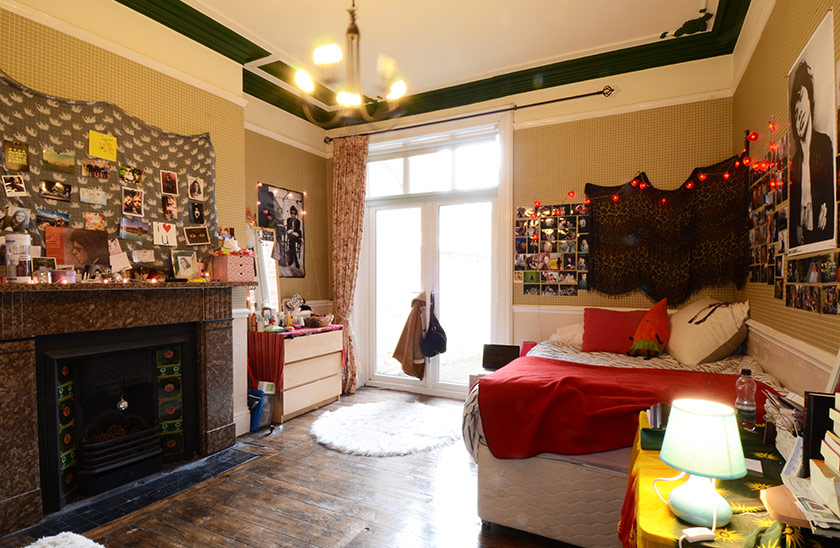 Affordable student accommodation St George's Terrace in Heaton, Newcastle upon Tyne