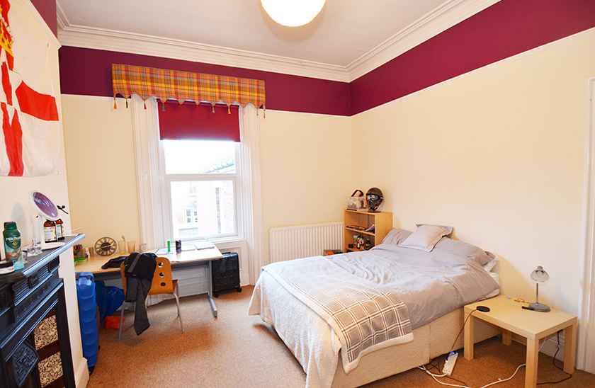 Fantastic student accommodation St George's Terrace in Shieldfield, Newcastle upon Tyne