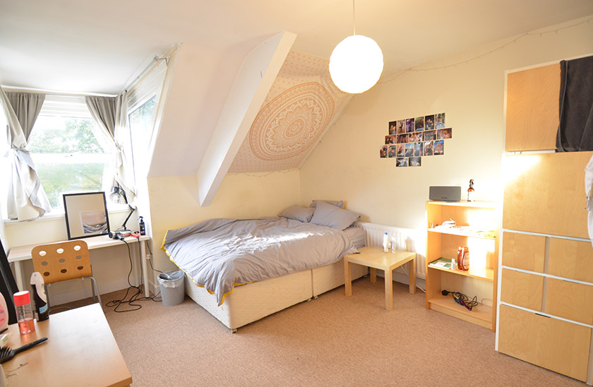 Reasonably priced student accommodation St George's Terrace in Jesmond, Newcastle upon Tyne