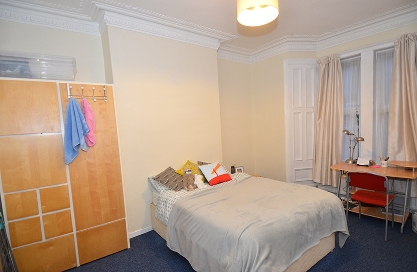Amazing student accommodation Cardigan Terrace in Newcastle