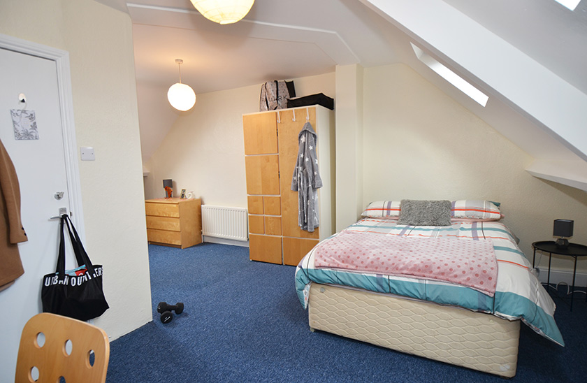 Amazing student accommodation Cardigan Terrace in Shieldfield, Newcastle upon Tyne