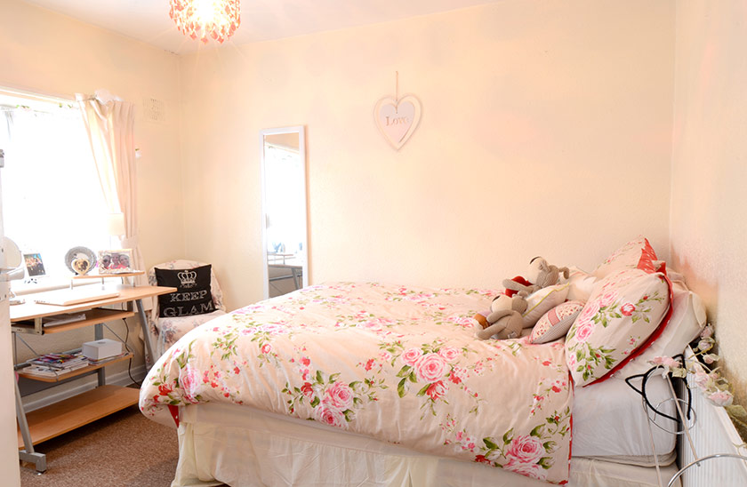 Affordable student accomodation Cheltenham Terrace in Newcastle