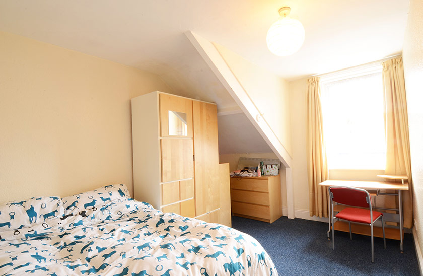 Amazing student accommodation Simonside Terrace in Shieldfield, Newcastle upon Tyne