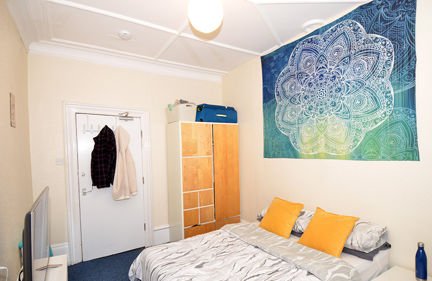 Amazing student accommodation Simonside Terrace in Jesmond, Newcastle upon Tyne