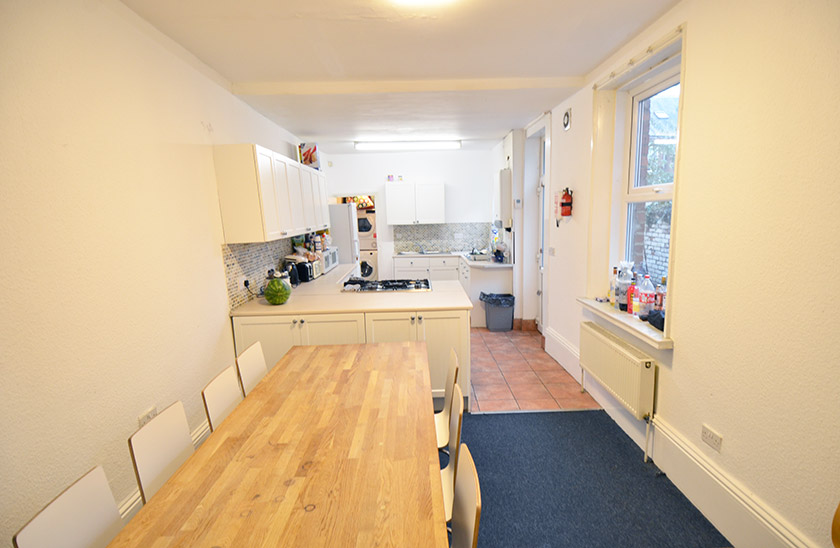 Affordable student accommodation Simonside Terrace in Shieldfield, Newcastle upon Tyne